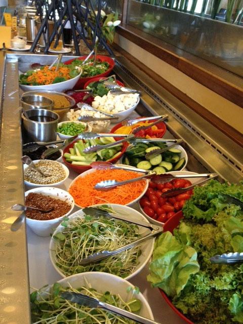 Salad Bar Buffet Near Me
