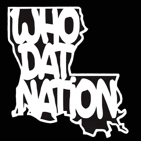 State of Louisiana Word Art Nation Automotive Decals ...