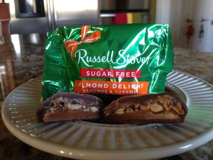 Free Carbs Sugar Russell Candy Stover