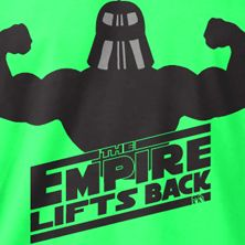 Empire Lifts Back Broscience Life I Would So Rock This