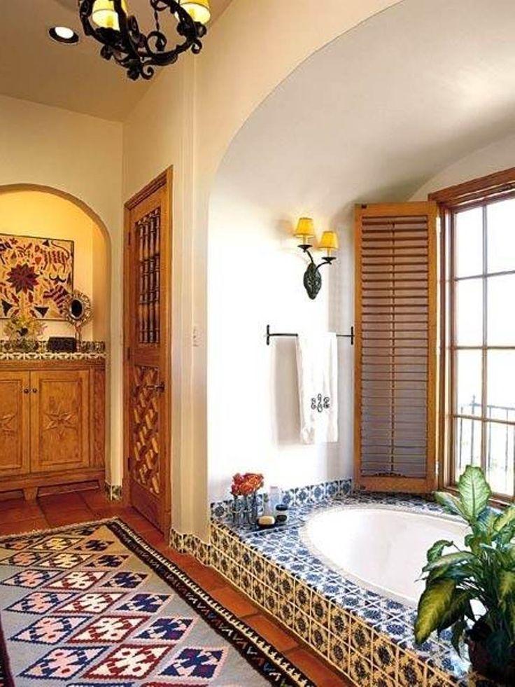 Decorating Ideas Spanish Home