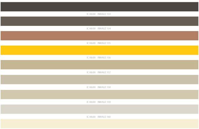 Paleta De Colores Neutros Minimalista Pinterest
