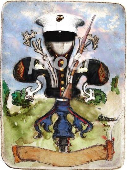 Lsu Poster Lis De Fleur