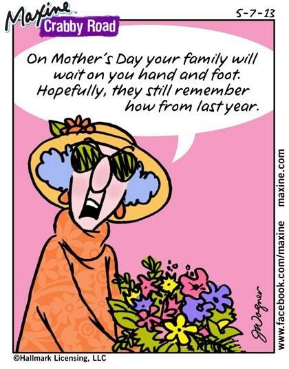 Maxine Quotes Day