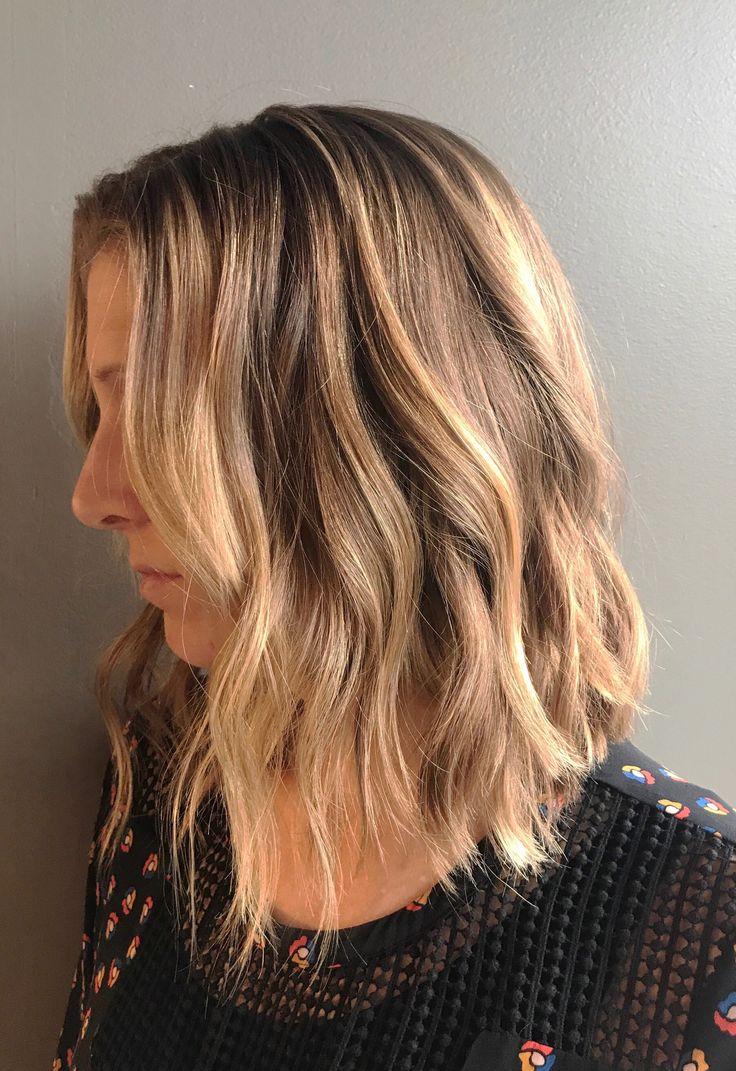Beautiful Light Brown Hair Color