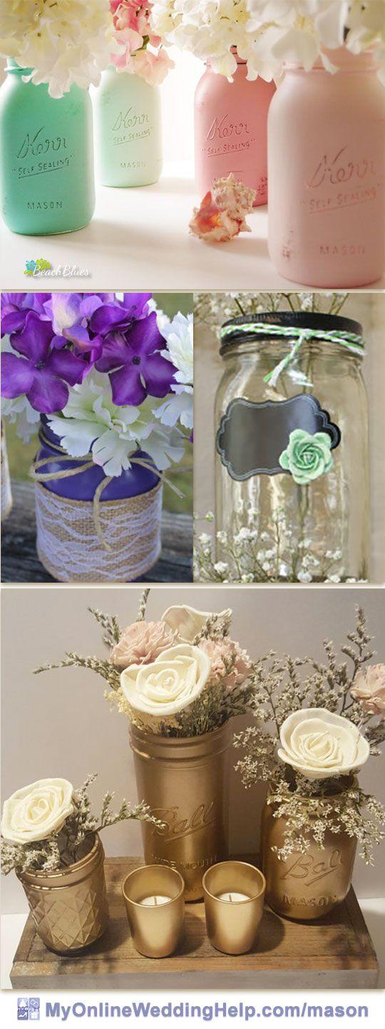 Do It Yourself Wedding Centerpieces