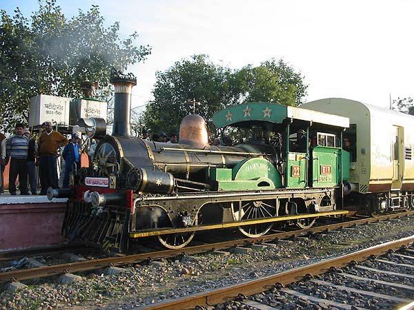 Fancy Locomotives Steam