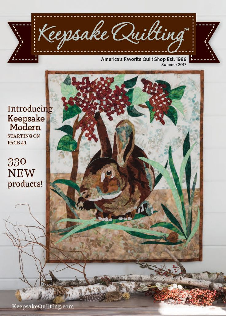 Keepsake Quilting Catalog