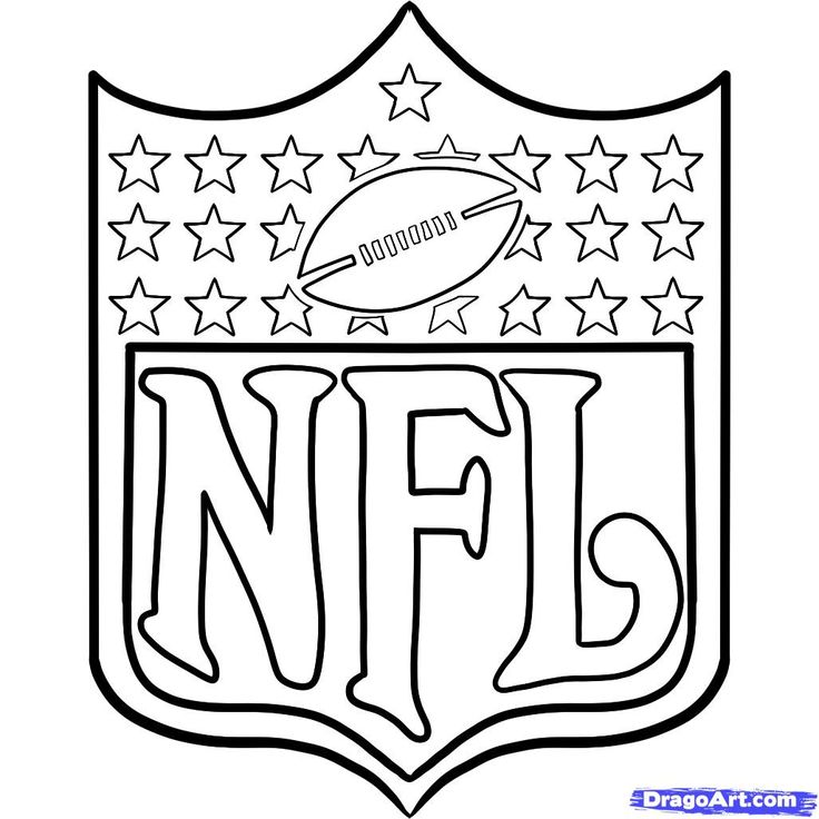Bears Nfl Football Players Coloring Pages