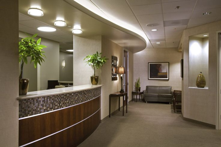 Welcoming Medical Office Reception