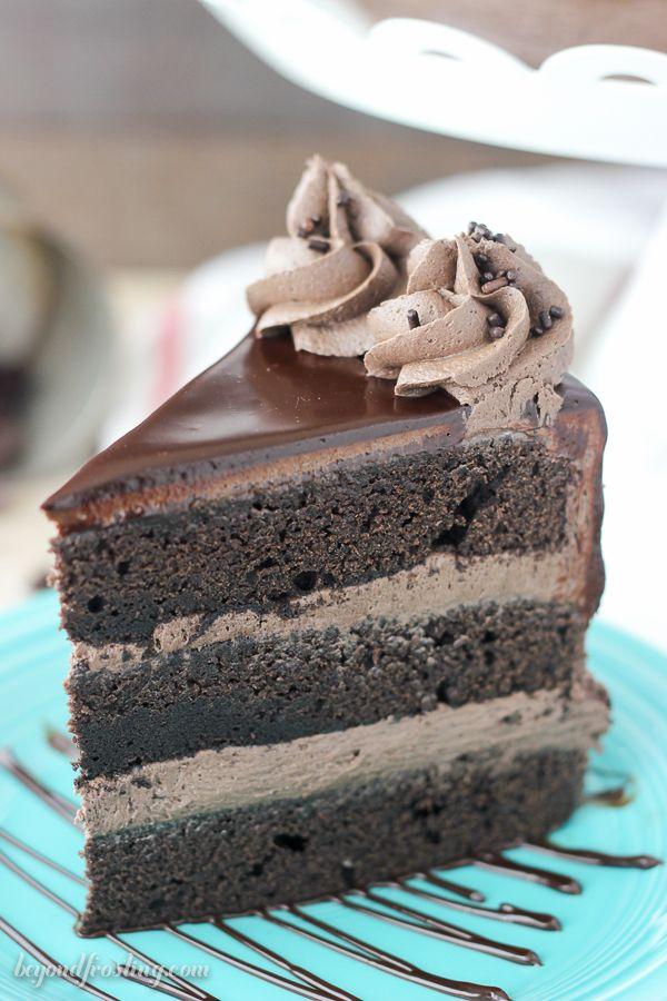 Easy Chocolate Cake Recipe Za