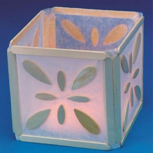 Paper Crafts Candle