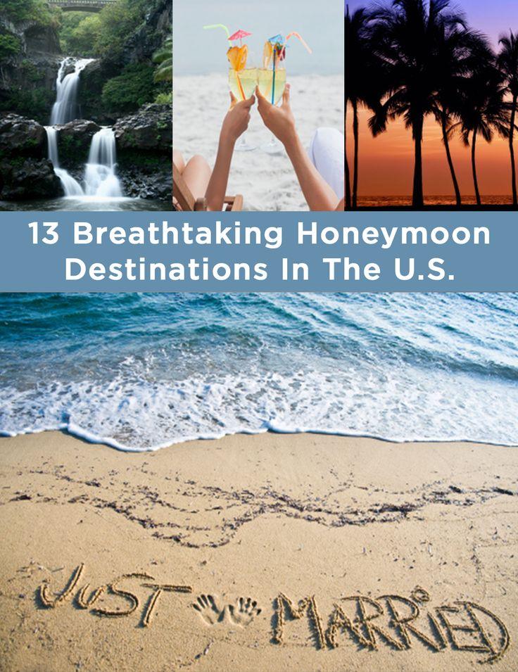Usa Honeymoon Vacations