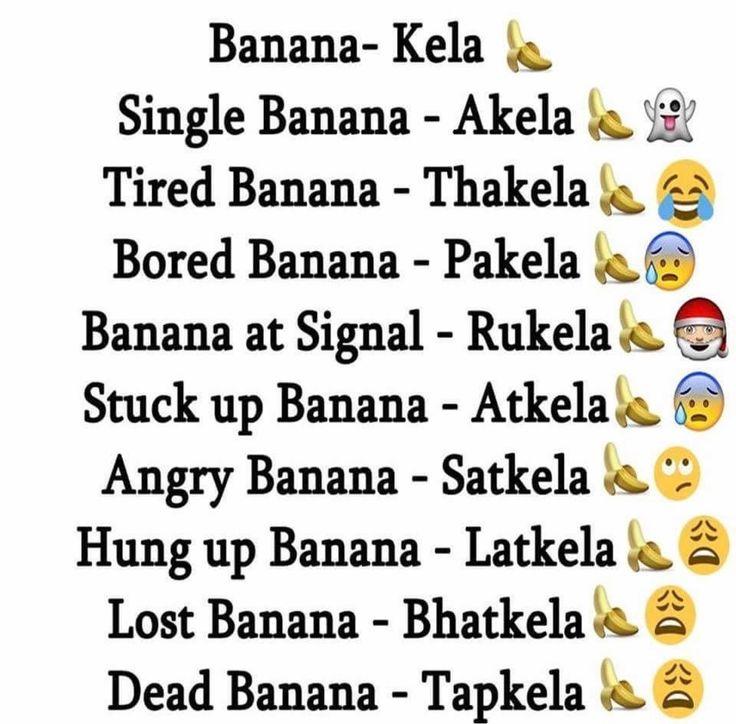 Very Funny Joke Hindi English