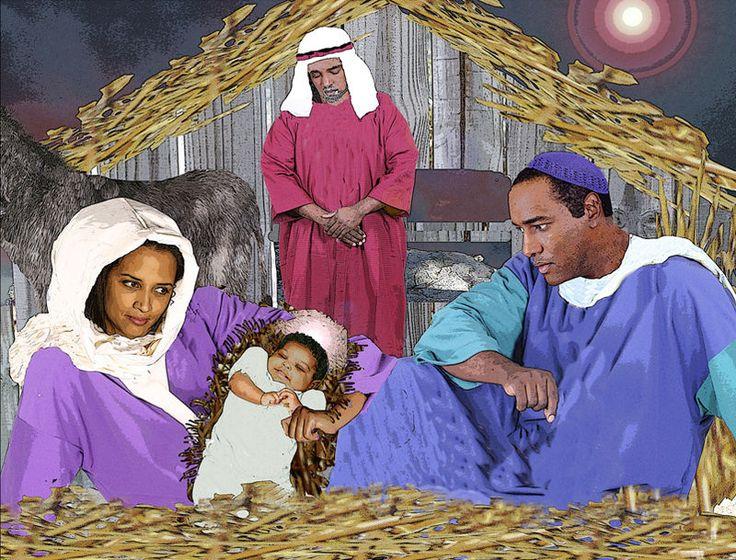 Black Baby Jesus