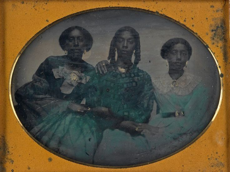 19th Century American Hairstyles African