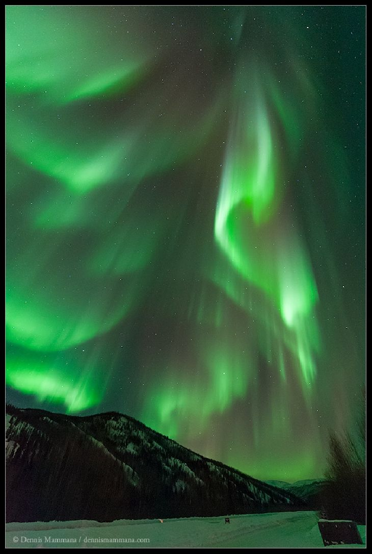 Northern Lights Best Place See Canada