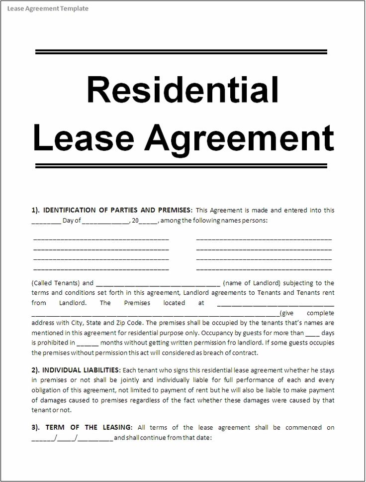 Property Lease Search