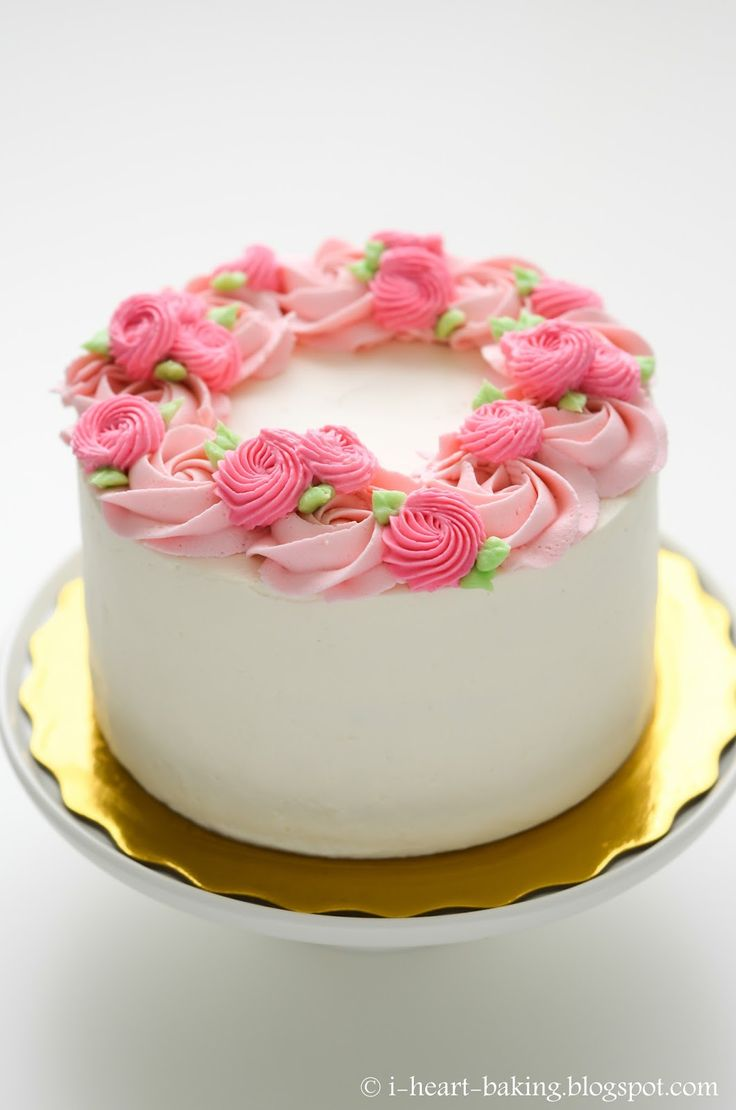 Simple Easy Cake Decorating Ideas