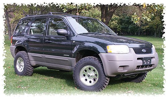 2001 Ford Explorer Sport Trac Accessories