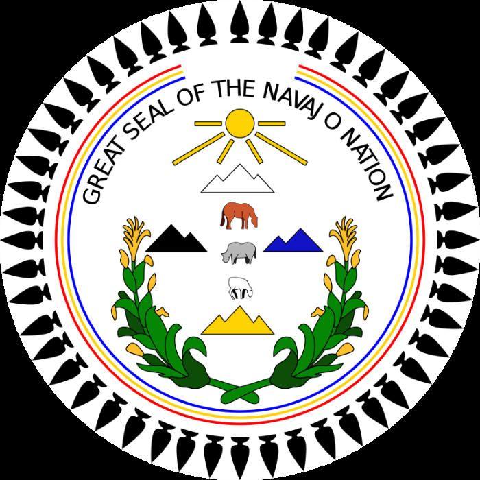 Apache Indians Symbol Flag