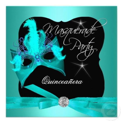 Custom Invitations Quinceaneras