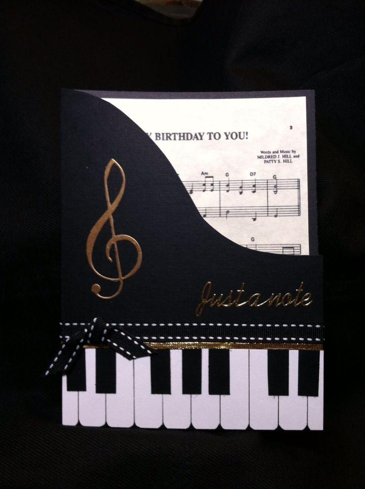 Happy Birthday Musical Notes Facebook