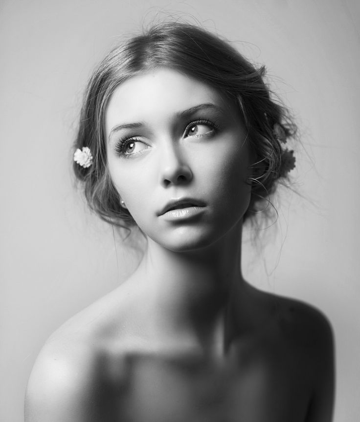 Broad Lighting Portrait