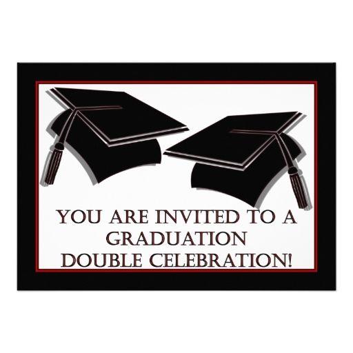 Design Grad Party Invites