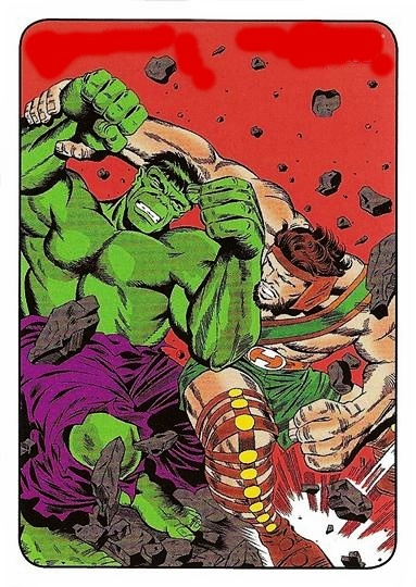 1000+ images about Hulk vs on Pinterest | Hercules, Red ...