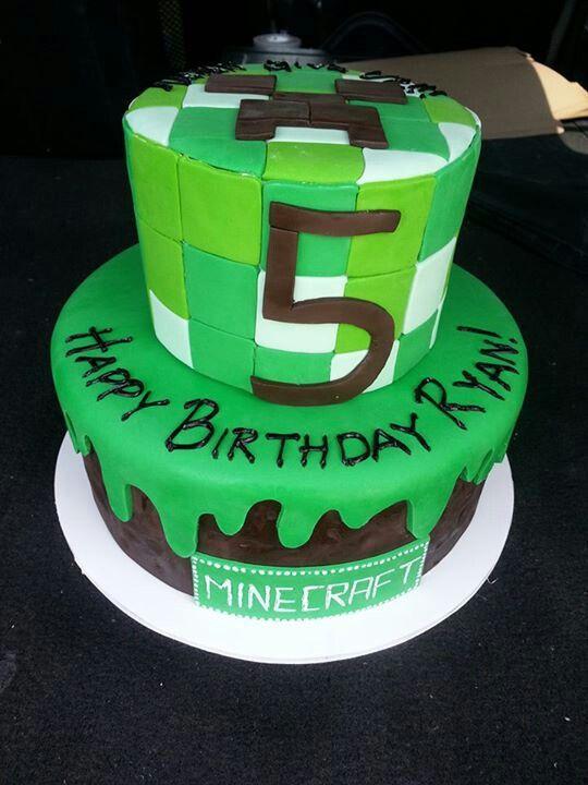 29 Best Ideas About Minecraft Birthday On Pinterest