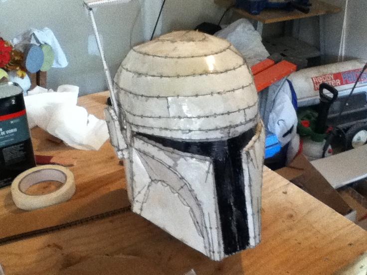 Pepakura Armor Fett Boba