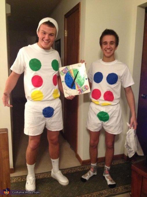 Quick Home Halloween Costumes Ideas