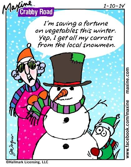 Christmas Friends Facebook Cartoons My Family And Merry