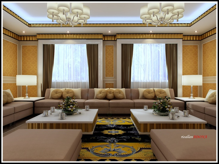 Sitting Hall Decoration