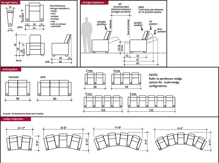 Six Dimensions Seating