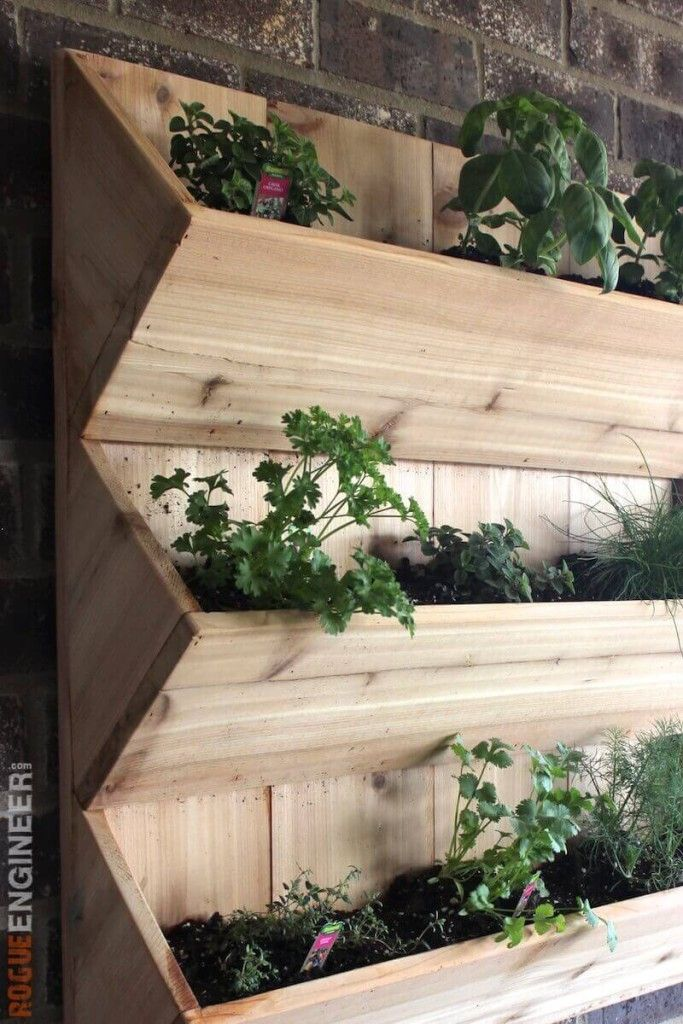 Raised Planter Plans
