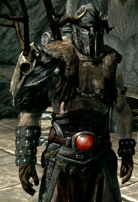 Dread Knight Armor Mod Skyrim
