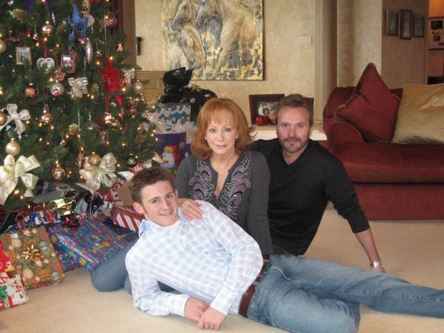 Reba Mcentire Night Lights Went Out