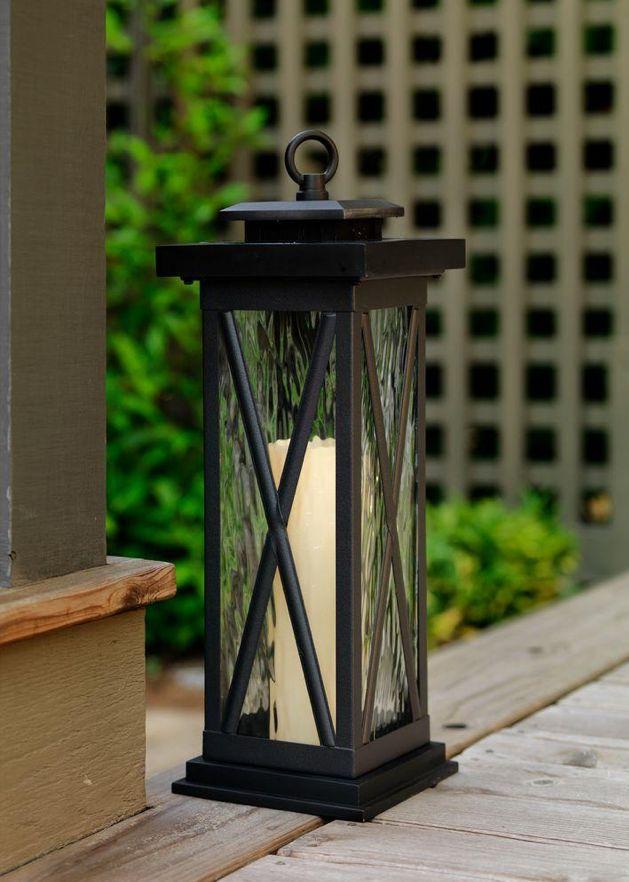 Solar Porch Lanterns