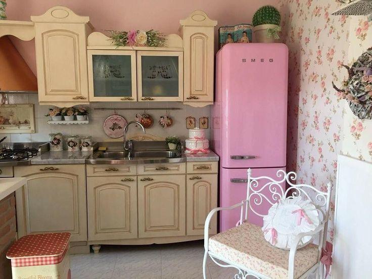 162 Best Images About Romantic Kitchens On Pinterest