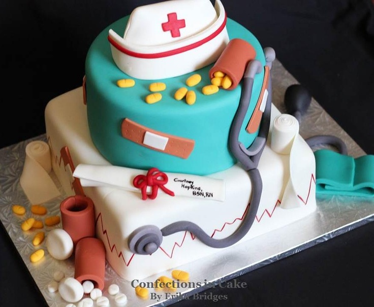 Cakes Birthday Male Doctor