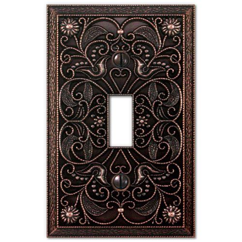 Covers Switch Plate Tuscan