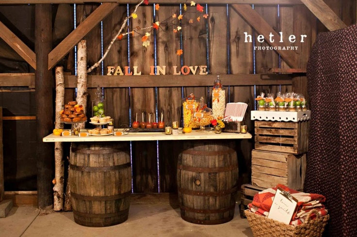 Fall Party Planning Ideas