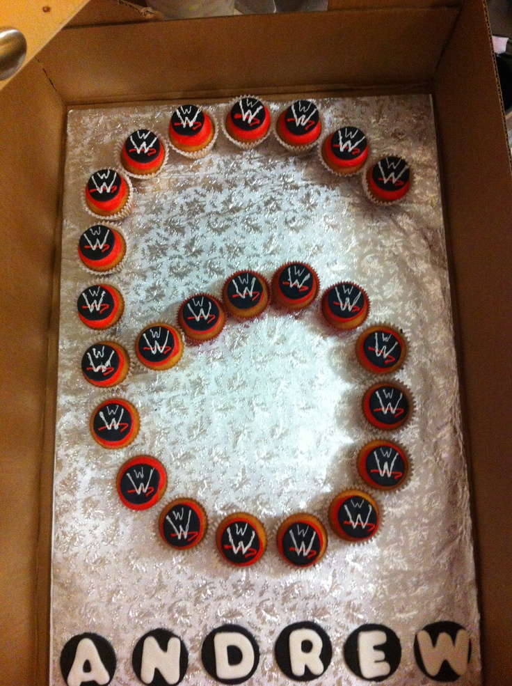 24 Best Images About Wwe Party On Pinterest Wwe Party