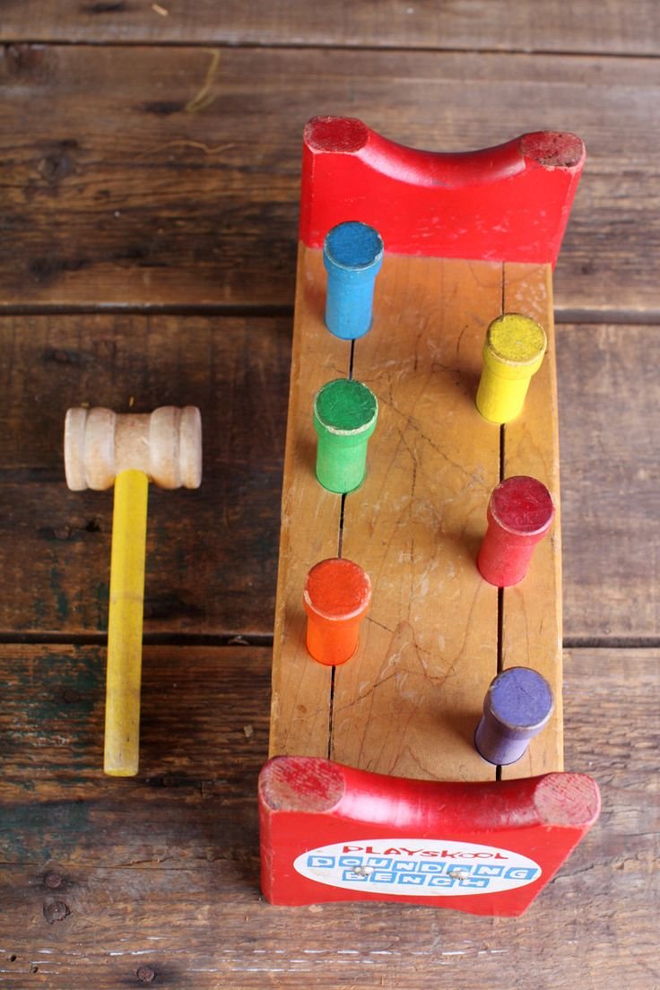 413 Best Playskool Images On Pinterest Wooden Puzzles