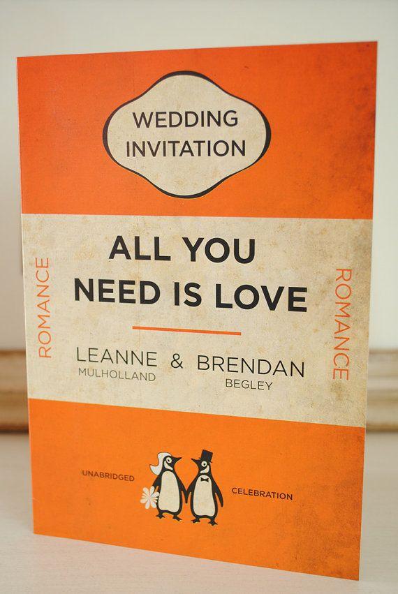 Cheap Fall Wedding Invitations