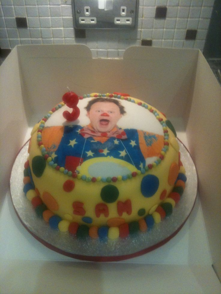 1000 Images About Mr Tumble Birthday Party On Pinterest