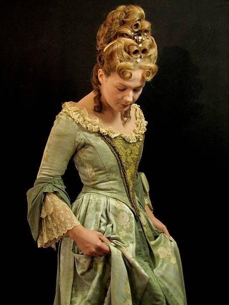 Victorian Era Makeup And Hair