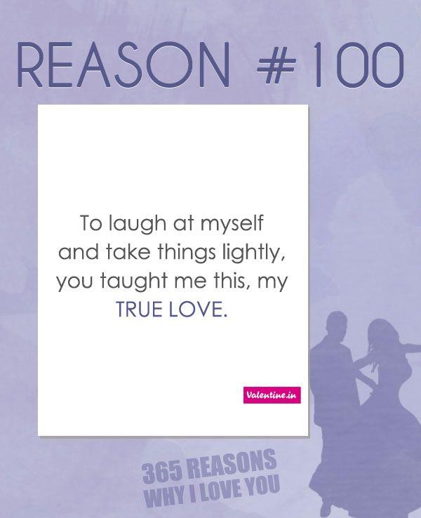 100 Reasons I Love My Mom